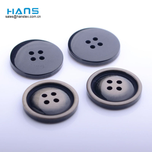 New Well Designed Non-Magnetic Resinic Button