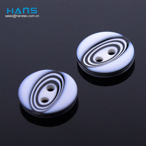 Direct From China Factory Mini Plastic Resin Button