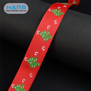 Hans Cheap Wholesale Promotional Gift Ribbon