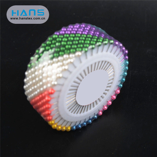 Hans Gold Supplier Non-Slip Pearl Pin