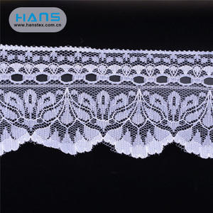 Hans Example of Standardized OEM Garment Accessories Lace Textile