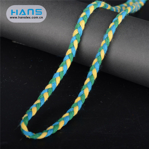 Hans New Custom Solid Rope Cotton