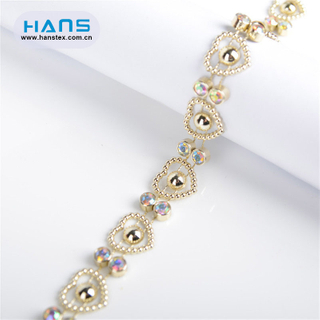 Hans Custom Promotion Clean and Flawless Rhinestone Banding