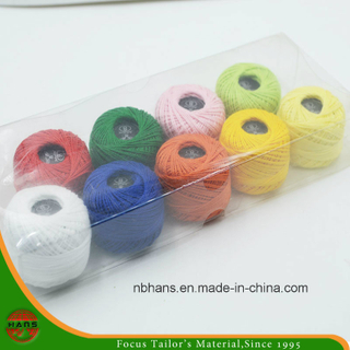 Hans Example of Standardized OEM High Density Cotton Yarn Price