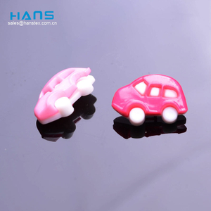 Hans High Quality OEM Lucky Cute Button