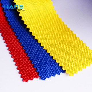 Hans Factory Customized Anti-Static 600d Oxford Polyester Fabric