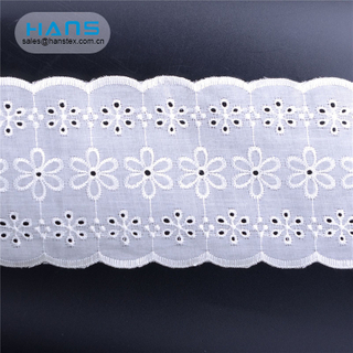 Hans OEM Customized Fashion Design Lace Wholesale
