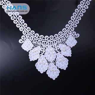 Hans New Fashion Fashion Design Lace Collar