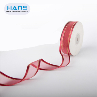 Hans Accept Custom Garment Accessories Shibori Silk Ribbon