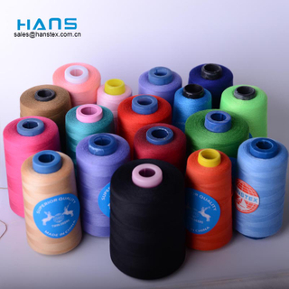 Hans 2019 Hot Sale Eco Friendly Bulk Sewing Thread